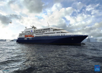Contract for our first polar expedition cruise ship