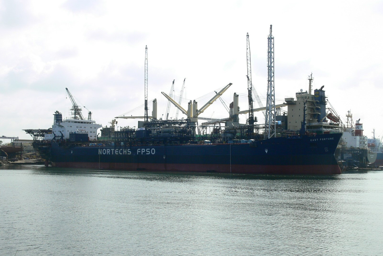 FPSO East Fortune